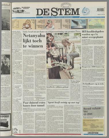 de Stem 1996-05-31