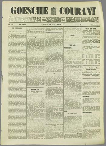 Goessche Courant 1932-09-20