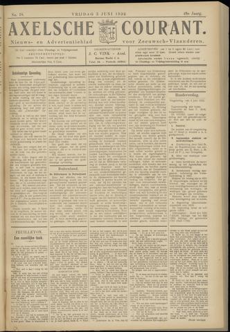 Axelsche Courant 1932-06-03