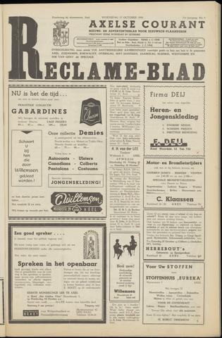 Axelsche Courant 1956-10-17