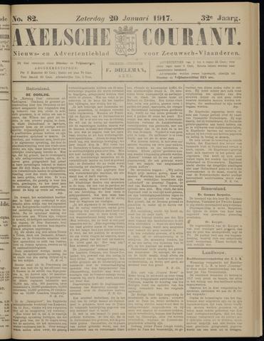 Axelsche Courant 1917-01-20