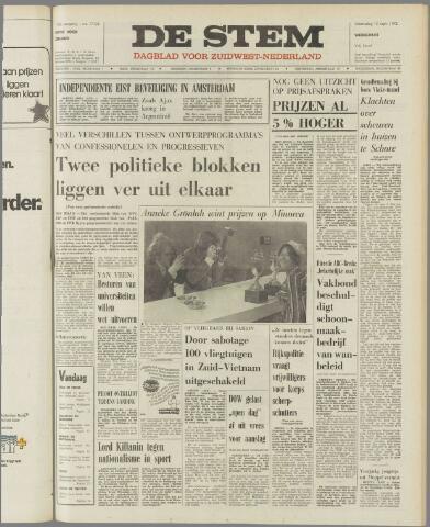 de Stem 1972-09-13