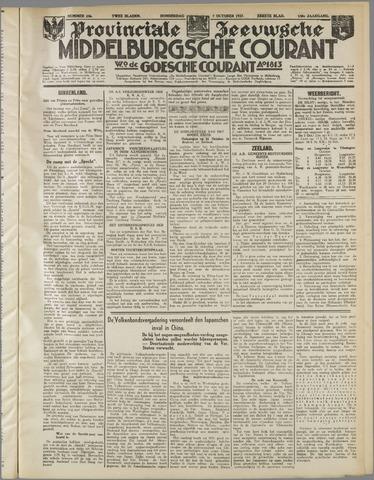 Middelburgsche Courant 1937-10-07