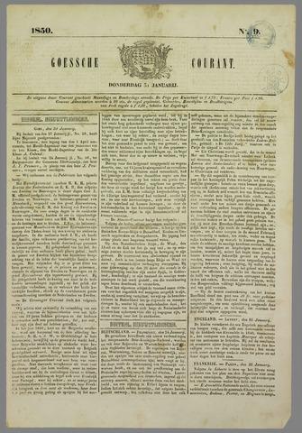 Goessche Courant 1850-01-31