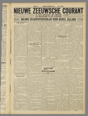 Nieuwe Zeeuwsche Courant 1934-08-28