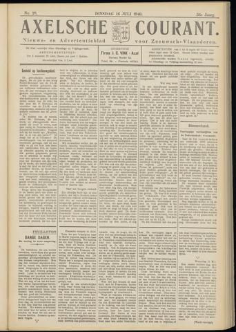 Axelsche Courant 1940-07-16