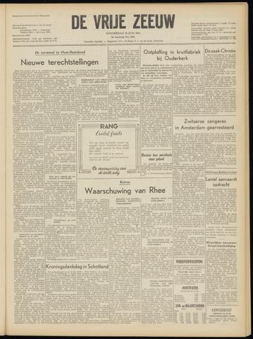de Vrije Zeeuw 1953-06-25