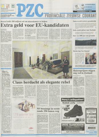 Provinciale Zeeuwse Courant 2002-10-10