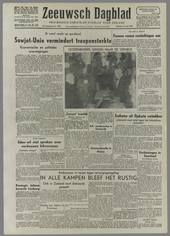 Zeeuwsch Dagblad 1956-05-15