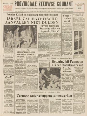 Provinciale Zeeuwse Courant 1967-10-23