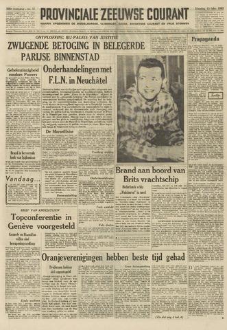 Provinciale Zeeuwse Courant 1962-02-13