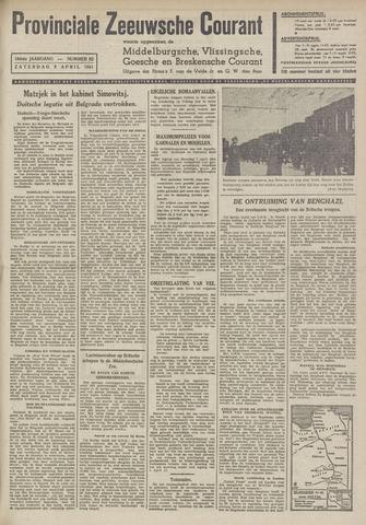 Provinciale Zeeuwse Courant 1941-04-05