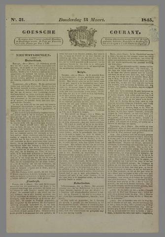 Goessche Courant 1845-03-13