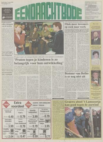 Eendrachtbode (1945-heden)/Mededeelingenblad voor het eiland Tholen (1944/45) 2003-03-27