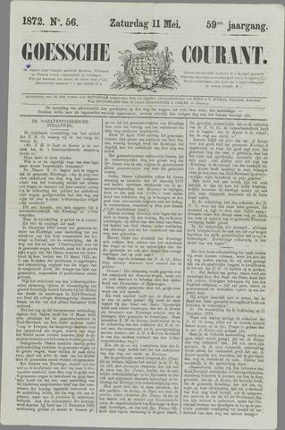 Goessche Courant 1872-05-11