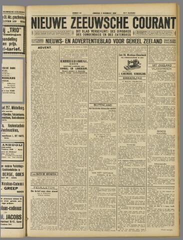 Nieuwe Zeeuwsche Courant 1929-12-03