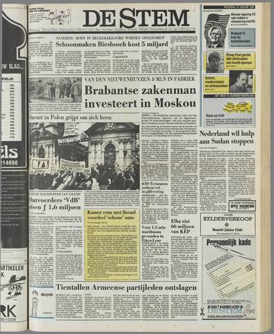 de Stem 1989-01-18