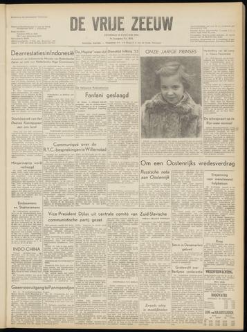 de Vrije Zeeuw 1954-01-19