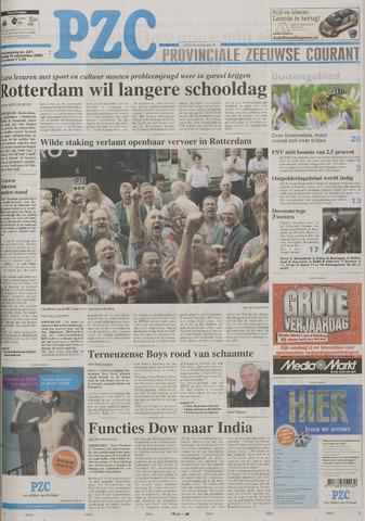 Provinciale Zeeuwse Courant 2006-09-19