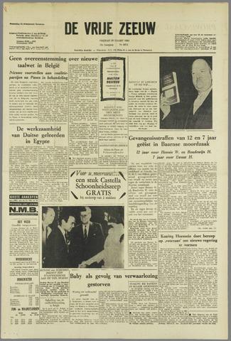 de Vrije Zeeuw 1963-03-29