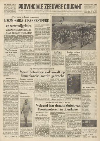 Provinciale Zeeuwse Courant 1960-09-13