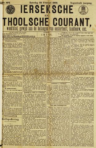 Ierseksche en Thoolsche Courant 1902-02-22