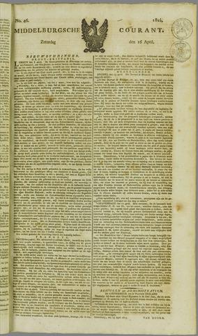 Middelburgsche Courant 1825-04-16