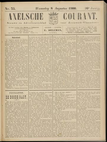 Axelsche Courant 1900-08-08