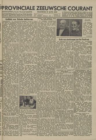 Provinciale Zeeuwse Courant 1943-06-21