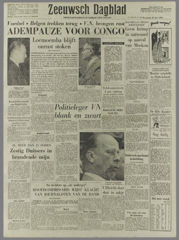 Zeeuwsch Dagblad 1960-07-20