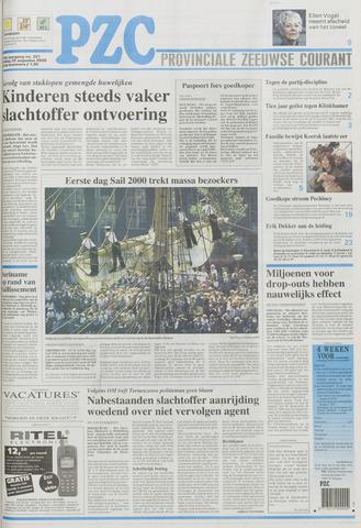Provinciale Zeeuwse Courant 2000-08-25