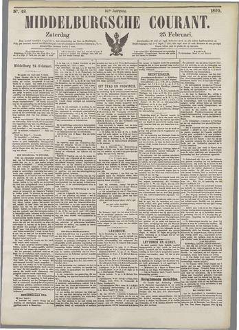 Middelburgsche Courant 1899-02-25