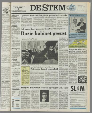de Stem 1992-04-28