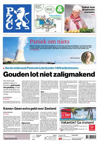 Provinciale Zeeuwse Courant 2016-12-09