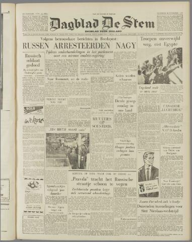 de Stem 1956-11-24
