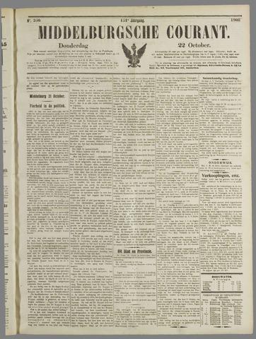 Middelburgsche Courant 1908-10-22