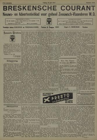 Breskensche Courant 1938-07-29