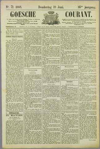 Goessche Courant 1908-06-18