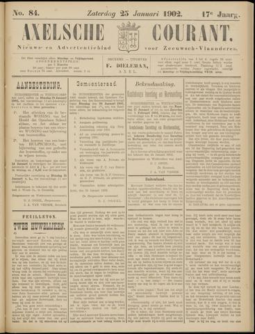 Axelsche Courant 1902-01-25