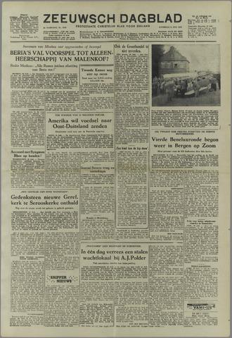 Zeeuwsch Dagblad 1953-07-11