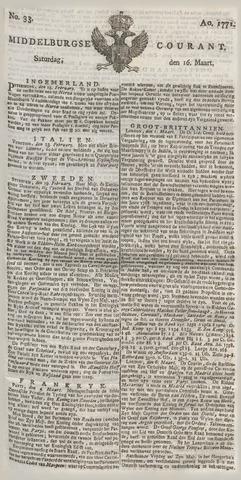 Middelburgsche Courant 1771-03-16