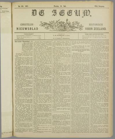 De Zeeuw. Christelijk-historisch nieuwsblad voor Zeeland 1897-07-20