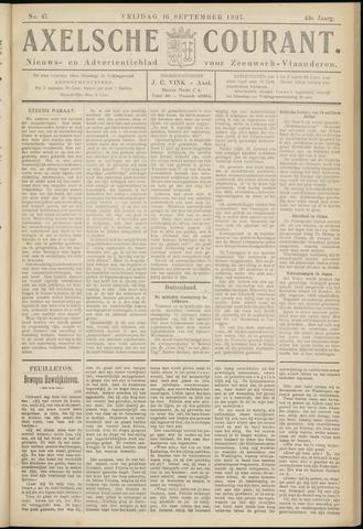 Axelsche Courant 1927-09-16