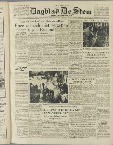 de Stem 1953-07-13