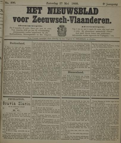 Nieuwsblad voor Zeeuwsch-Vlaanderen 1899-05-27