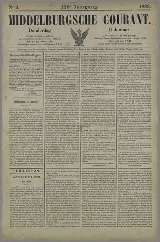 Middelburgsche Courant 1883-01-11
