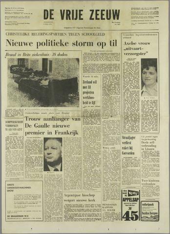 de Vrije Zeeuw 1972-07-06