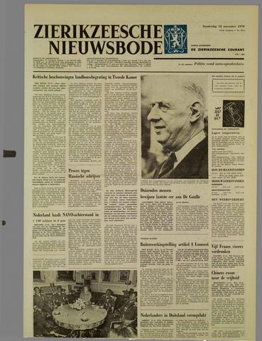 Zierikzeesche Nieuwsbode 1970-11-12