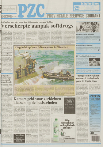 Provinciale Zeeuwse Courant 1996-09-19