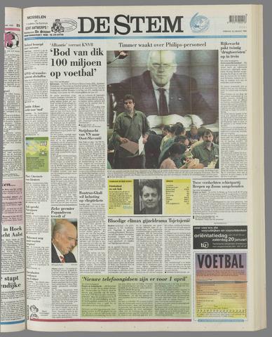 de Stem 1996-01-16